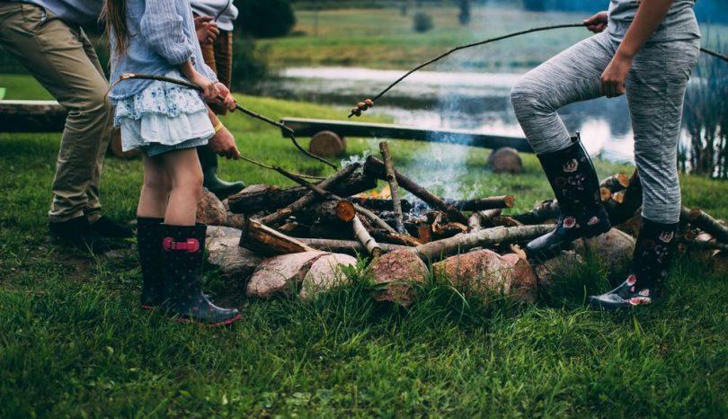 Fire gode råd til dig, der skal på campingferie med børn