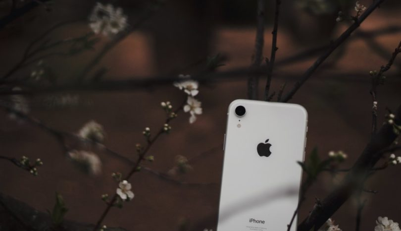 Tænk på det indre og det ydre på din iPhone 8 skærm!